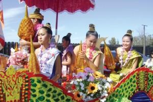 Tết của người Lào